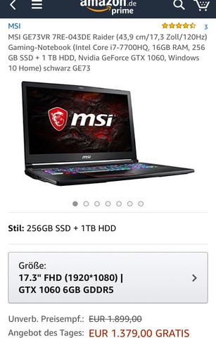 Gutes Angebot Preisleistung Computer Pc Technik