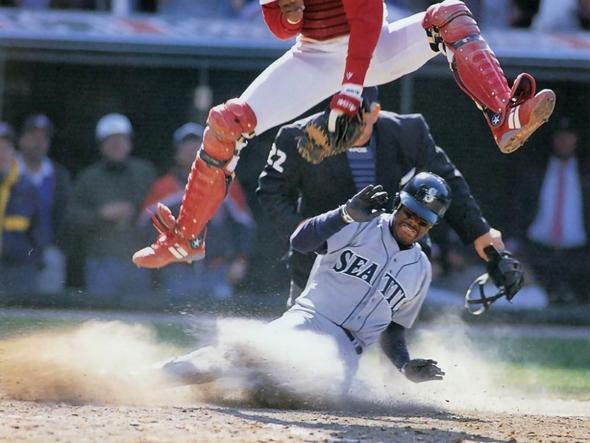 Baseball - (Sport, Buch, Fotografie)