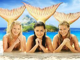 Bild von H2o Plötzlich Meerjungfrau 3. Staffel :)    (Quelle: Google) - (kaufen, H2O, Flossen)