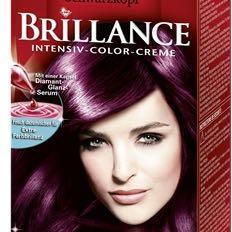 Die neue Haarfarbe für den dipdye - (Haarfarbe, Silvester, lila)