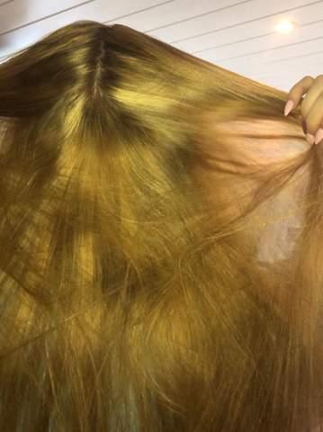 - (Haare, Friseur, Haarpflege)