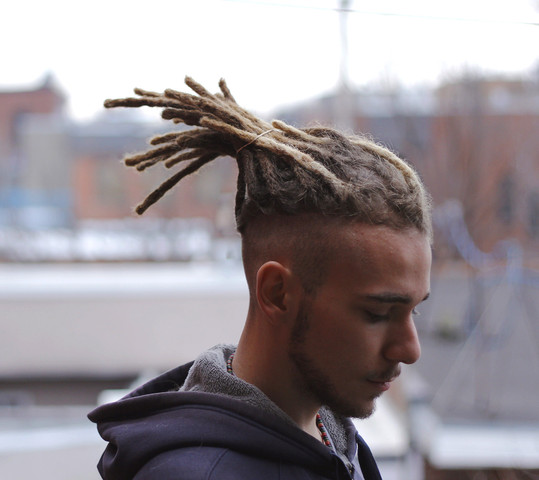 Wie lange haare wachsen lassen fur dreads