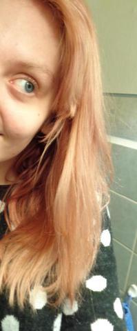 Jetzt  - (Haare, Haarfarbe, Rosa)
