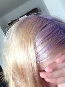 bnv - (Haare, lila)