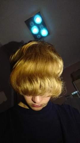Haare?