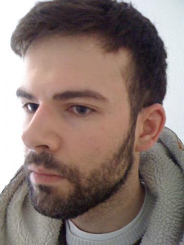 Haare Ab Bart Behalten Männer Frisur Styling