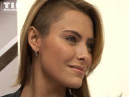 Haare Abrasieren Mädchen Frauen Frisur