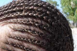 Haare Einflechten Moderne Männliche Und Weibliche Haarschnitte Und