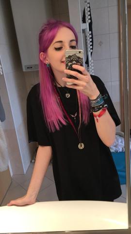 Vorerst - (Haare, färben)