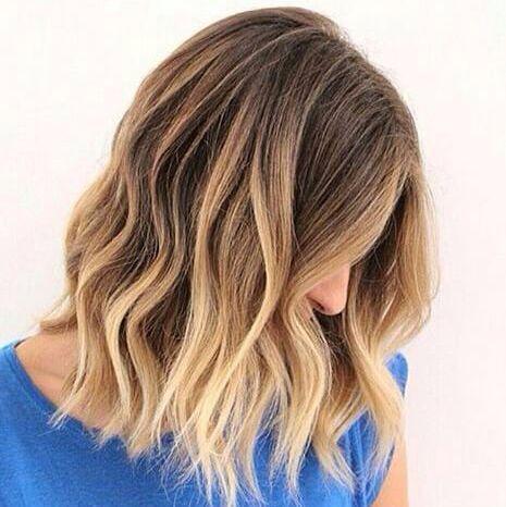 Haare farben balayage kosten