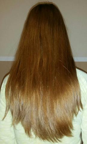 Haare Blond Färben Von Kupfer Friseur Haarfarbe Färben