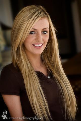 Braune haare blond farben beim friseur
