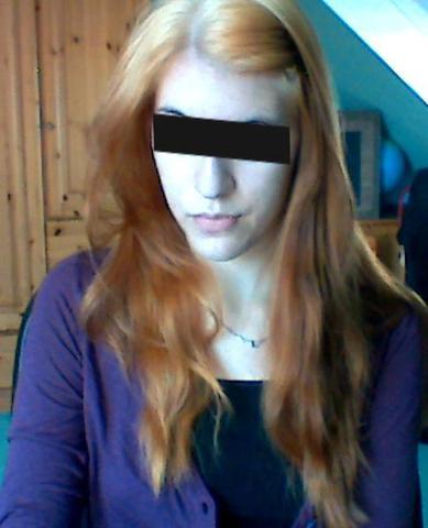 Mein momentanes Aussehen - (Haare, Kosmetik, färben)
