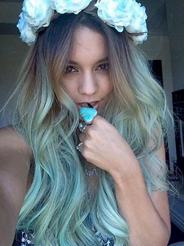 Bild 1 - (Haare, Beauty, Farbe)