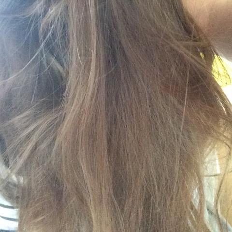Meine haare - (färben, lila)