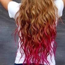 Pink 💗 - (färben, lila)