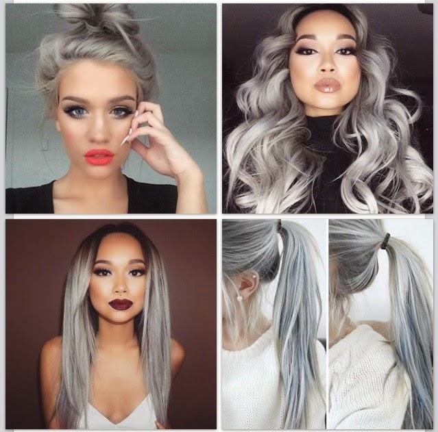 Blond tonung fur graue haare