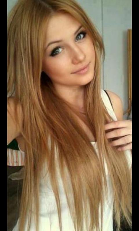 Haare tonen von braun auf dunkelbraun