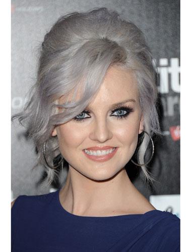 Haare fu00e4rben wie Perrie Edwards -) (Hair Little Mix)