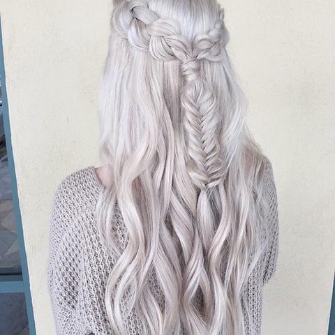 Haare farben blond kosten