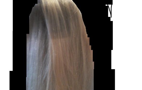von hinten - (Haare, Farbe, Haarfarbe)