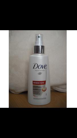 Haare glatten schutzspray
