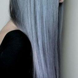 Auch das in dunkler  - (Haare, färben, braun)