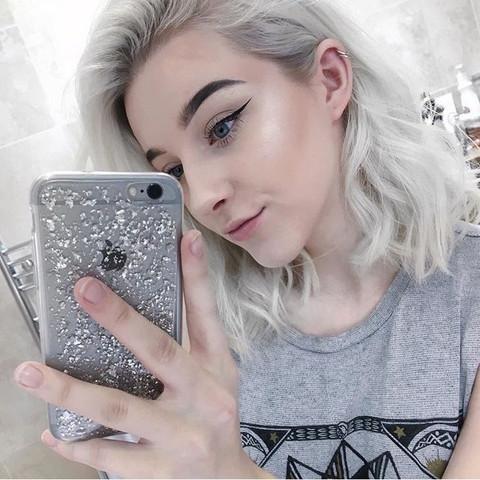 Haare färben weiße Erstes graues