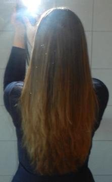 hinten zusammenlaufend - (Haare, Frisur, Haarschnitt)