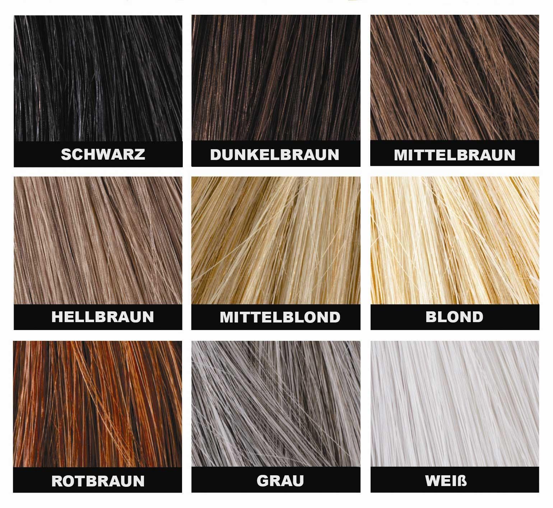 Haare In Einer Sitzung Von Dunkelbraun Zu Blond Farben Beauty