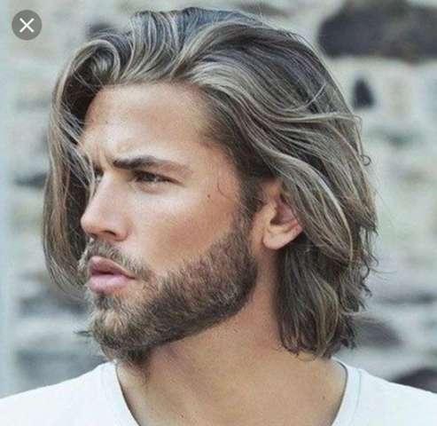 Haare lang oder kurz mann