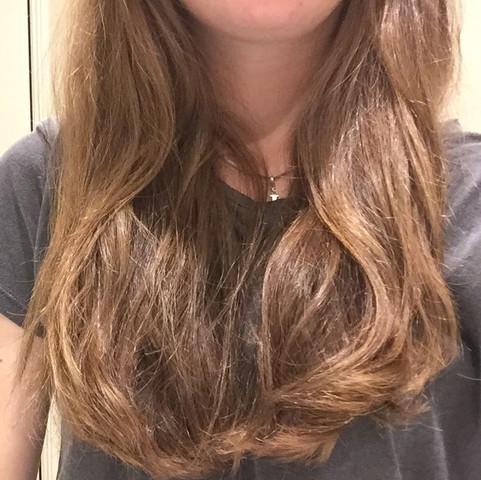 Vorne - (Haare, Frisur, neu)