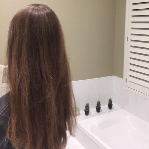 Hinten  - (Haare, Frisur, neu)