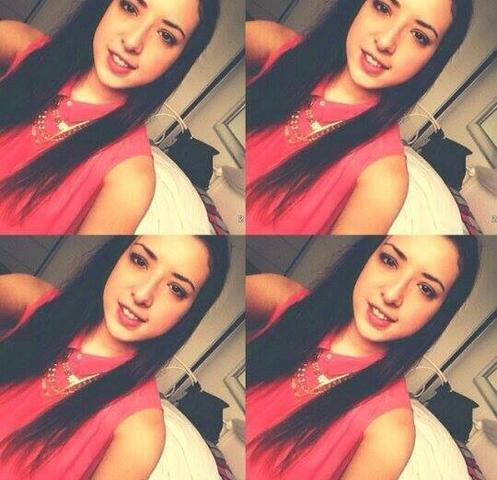 Das bin ich :) - (Haarfarbe, henna rot)