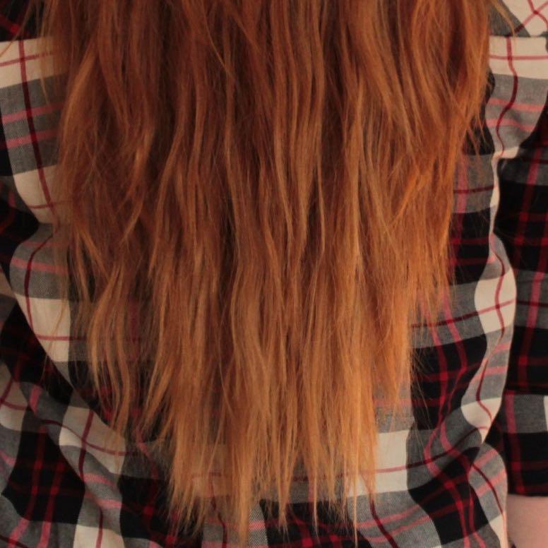 Haare essen ungesund