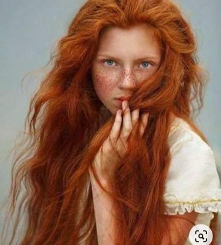 """Haare """"orange"""" färben, funktioniert das?"""