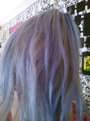 Lilac leider mit grau :/ - (directions, grau, lila)
