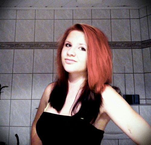 bearbeitet! - (Haare, rot)