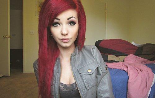 Diese Farbe möchte ich gerne haben - (Haare, Haare färben, Rote Haare)