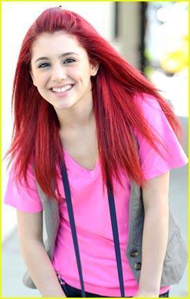 Haare rot farben erst blondieren