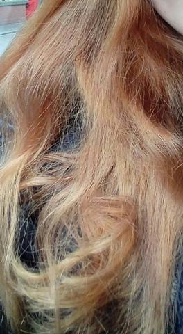- (Haare, Beauty, blondieren)
