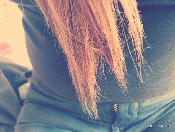 Haare total kaputt .. 😞 - (Haare, kaputte haare)