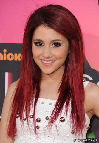 gewünschte haarfarbe - (Haare, Beauty, tönen)
