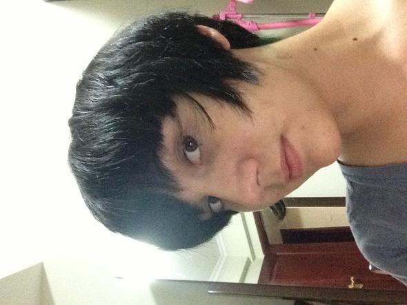 Haare schneiden verschnitten