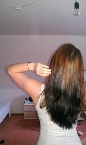Rote haare rauswachsen lassen