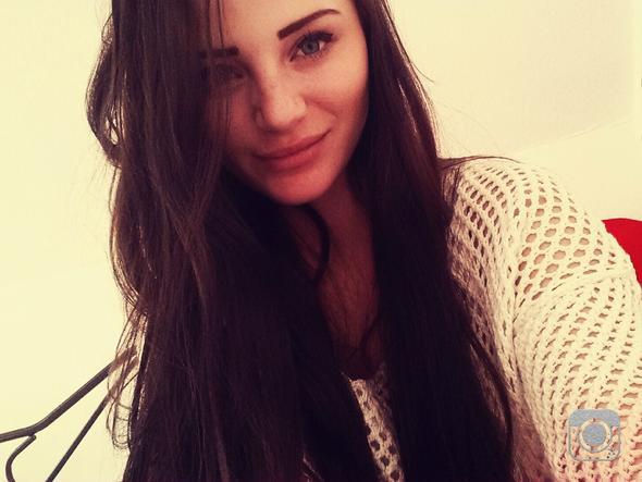 Meine jetzige Haarfarbe :) - (Haare, färben, grau)