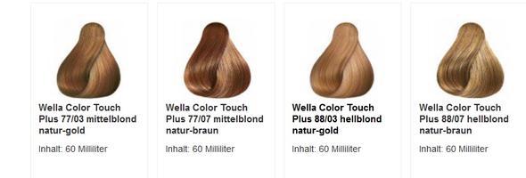 Farben - (Haare, Friseur, Haarfarbe)
