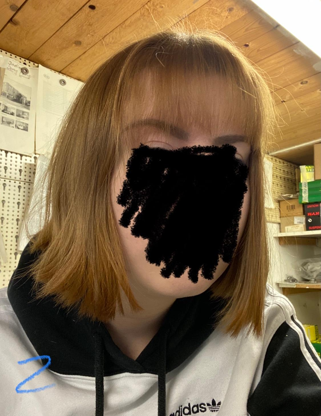 Haare von rot auf blond färben? (Haare färben, haarefärben