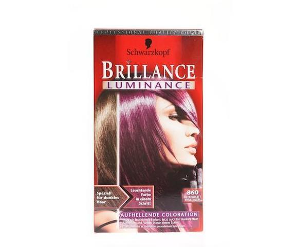 Haarfarbe Lila 2 - (Haare, Friseur, Haarfarbe)