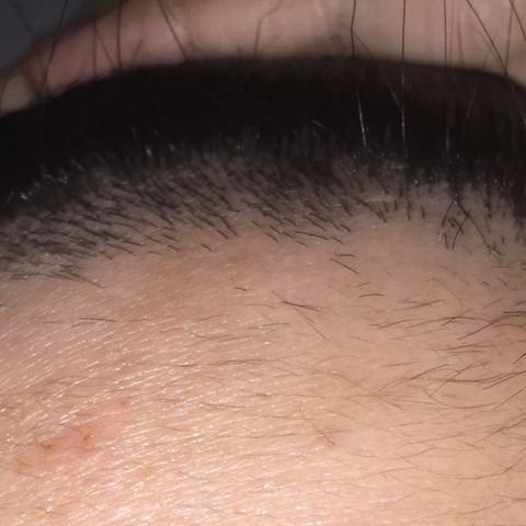 So sieht es jetzt aus - (Haare, schneiden)